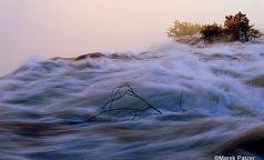 Top of Victoria Falls
